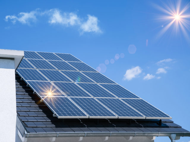Intervento Smart: Fotovoltaico, sistema di accumulo e pompa di calore aria/aria