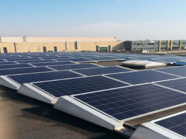Impianto fotovoltaico con formula Finanziamento Tramite Terzi